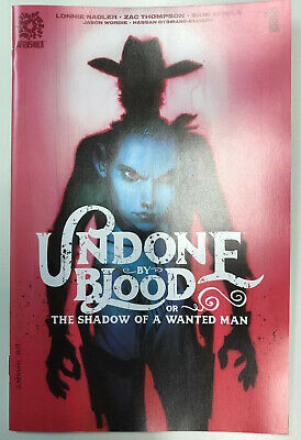 Undone by Blood #1 1:15 Robinson Variant Aftershock 2020 NM