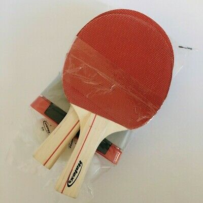 Portable & Lightweight Ping Pong Game Set By Halex (Red)Portable