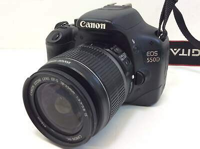 Camara Digital Reflex Canon Eos 550D+Ef-S 18-55Mm 1:3.5-5.6 Is 5535416