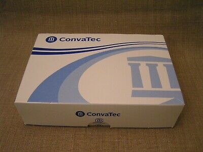 "ConvaTec ActiveLife Box of 10 One-Piece Drainable Pouch Ostomy 22766 1 1/4"" 32mm"