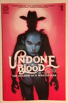 Undone By Blood #1 NM 1:15 Andrew Robinson Incentive Variant