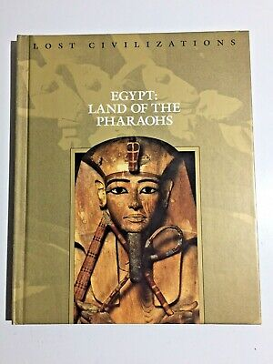 Lost Civilizations~Egypt:Land Of The Pharaohs~Hardcover~Time/Life Books~1993~NM