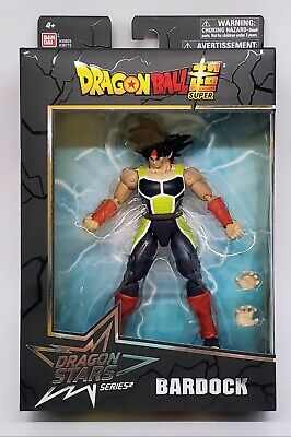 Dragon Ball Stars Bardock  Action Figure Wave 16 In Stock! BANDAI