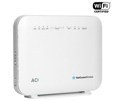 Netcomm NF18ACV Router