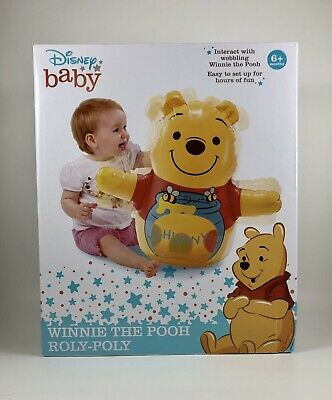 Disney Baby TIGGER Winnie the Pooh Rainmaker Light Sounds of Rain Rattle Toy NEW