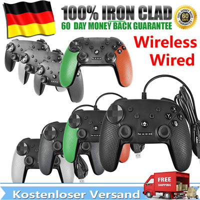 Pro Controller Joystick für Nintendo Switch Konsole Wireless / Wired USB Joypad