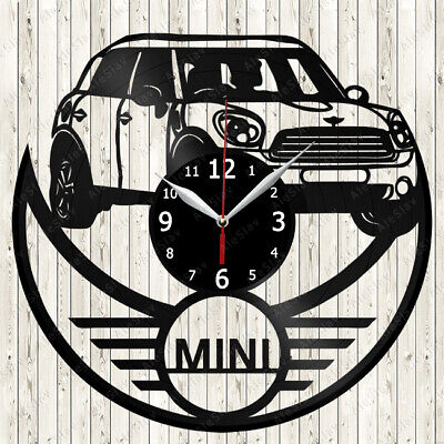 2015-2020 MINI COOPER WALL CLOCK-FREE USA SHIP-Other Colors Available