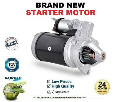 Brand New STARTER MOTOR for MERCEDES BENZ AXOR 2 3028K 2011->on