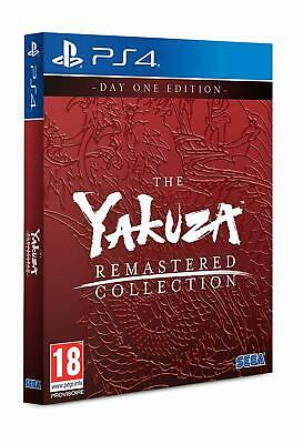 Yakuza Remastered Collection (PS4) BRAND NEW SEALED