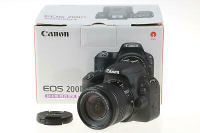 CANON EOS 200D mit EF-S 18-55mm f/3,5-5,6 IS STM - SNr: 053070039091