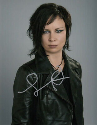 Mary Lynn Rajskub 24 signed 10x8 photo AFTAL & UACC [16468] + Signing Details