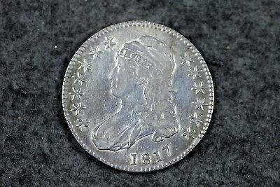 Estate  Find 1817  Capped Bust Half Dollar  #D26718