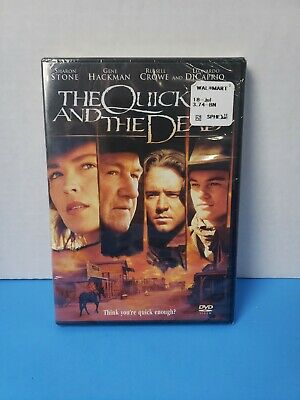 The Quick and the Dead [New DVD] Widescreen