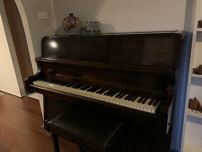 Antique piano looking for new owner