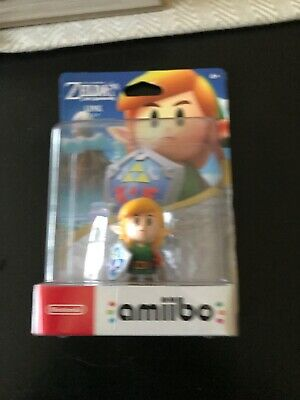 The Legend Of Zelda Links Awakening Amiibo Nintendo Switch