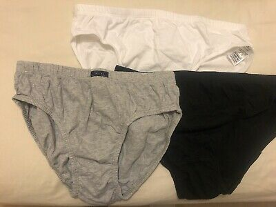 3 Pairs of NEXT and M&S BOY'S BRIEFS 15-16 YEARS