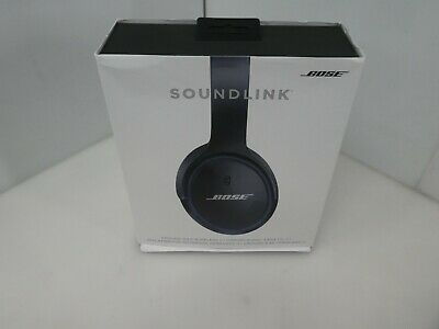 Bose SoundLink, Around Ear Wireless Headphones II Black