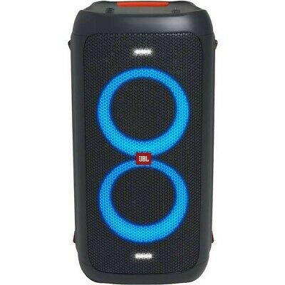 JBL Partybox 100High Power Portable Wireless Bluetooth Audio System w/Battery