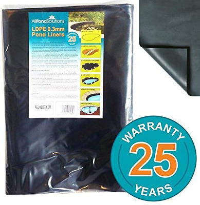 All Pond Solutions Liners, 4 x 3 m