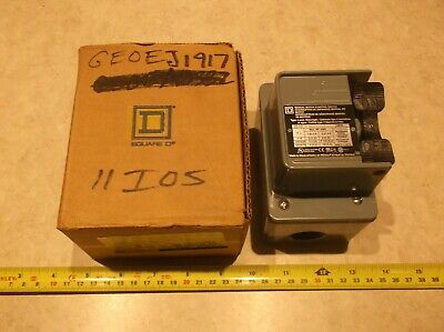 Square D 2510Kw2H Manual Motor Starting Switch