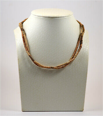 Egypt Coptic Period a terracotta bead necklace