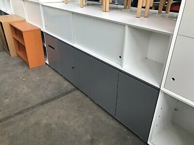 Modular Office Cabinet, Sideboard, Cupboard, Storage. Different Sizes in Stock