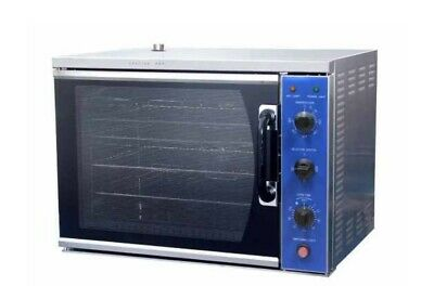 Infernus Commercial Turbo Fan Convection Oven 108 ltr