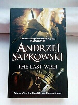 The Last Wish Andrzej SAPKOWSKI The Witcher NEW Paperback Fantasy