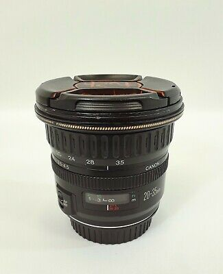 Canon EF 20-35mm f/3.5-4.5 USM Ultrasonic Wide Zoom Lens #4603
