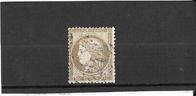 France Type Ceres Sept 1872 N° 56 Oblitere+++++++++Ttb