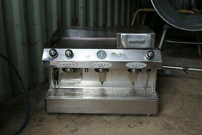 Fracino Contempo 3 Group Espresso Coffee Machine Commercial