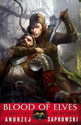 The Witcher Blood of Elves {PDF}