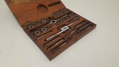 Vintage Ace MAde in USA Tap & Die Set in Box 25835