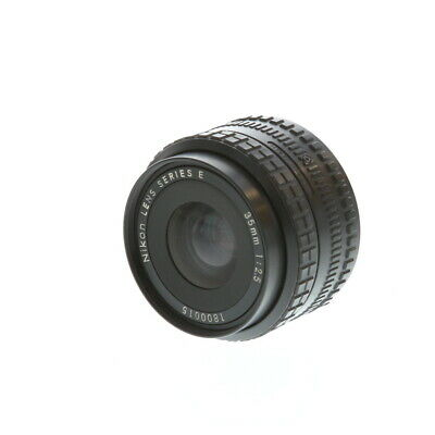 Nikon Nikkor 35mm F/2.5 Series E AIS Manual Focus Lens {52} UG
