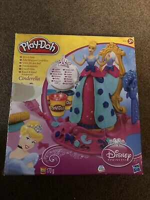 Disney Princess Playdoh Set