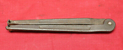 """J.H Wiliams 483 3"""" Capacity Adjustable Face Spanner Wrench"""