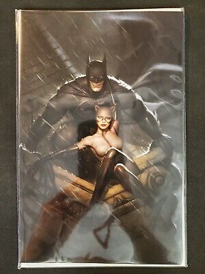 DC's Crimes of Passion #1 Brown Exclusive Virgin Variant DC NM Comics Book