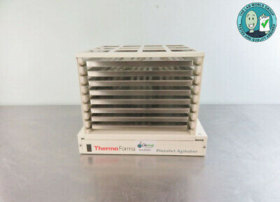 Thermo Forma Platelet Agitator with Warranty SEE VIDEO
