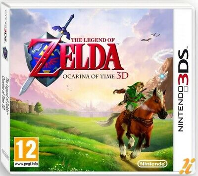 Juego 3Ds The Legend Of Zelda Ocarina Of Time 3Ds 5546714