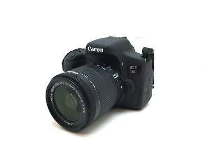Camara Digital Reflex Canon Eos 750D+Ef-S 18-55Mm 1:3.5-5.6 Is Stm 2064356