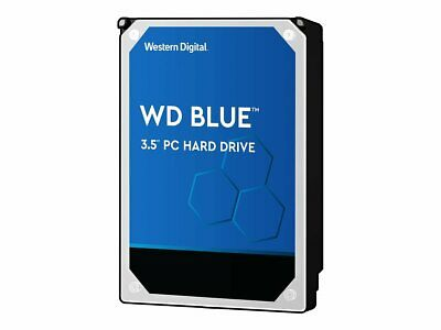 "WD Blue Hard drive 500 GB internal 3.5"" SATA 6Gb/s 7200 rpm buffer: WD5000AZLX"