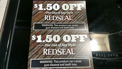 Red Seal Coupons $3.00 Off  Expires  4/30/2020
