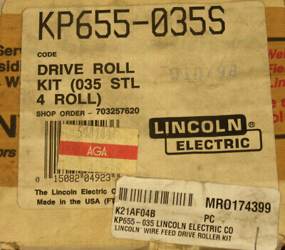Lincoln KP655-035S Drive Roll Guide Tube Kit .035 / 1 mm Solid LN7 LN9 GMA LN742