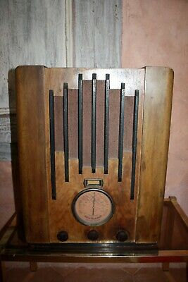 Ancien Poste Radio Tsf Tecalemit Super 75 *