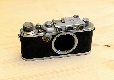 LEICA III Chrome 1933