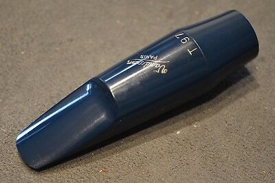 RARE ! Vandoren T97 Java Blue Perfect condition  / Tenor Saxophone Mouthpiece