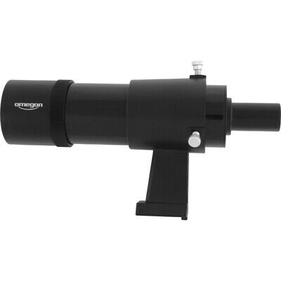 Omegon 9x50 Finder Scope, Black