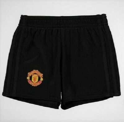 adidas Manchester United Home Football Shorts & Socks 2018 2019  Ages 18-24mths