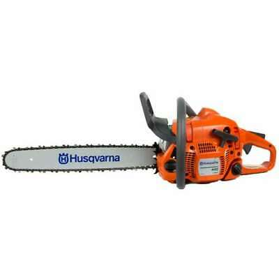 38 2cc 2 Cycle Gas Chainsaw Certified Refurbished Husqvarna 120 Mark Ii 14 In Chainsaws Home Garden Pumpenscout De