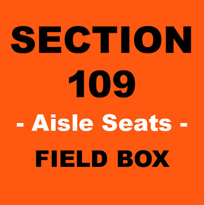 2 METS vs PADRES - 7/5/2020 - CITI FIELD - FIELD LEVEL - AISLE - TICKETS